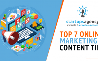 Top 7 Online Marketing & Content Tips